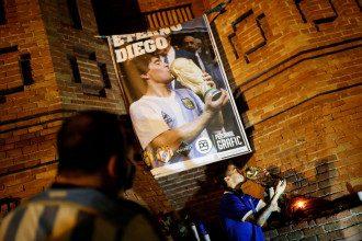 На момент смерті чистий капітал Марадони становив пів мільйона доларів, з'ясували журналісти – Дієго Марадона новини