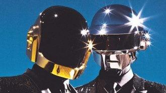 Daft Punk / французский электронный дуэт