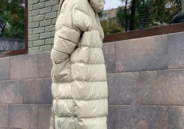 Модні пуховики 2020 зима