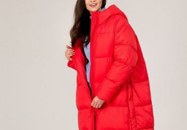 Модные пуховики 2020 зима