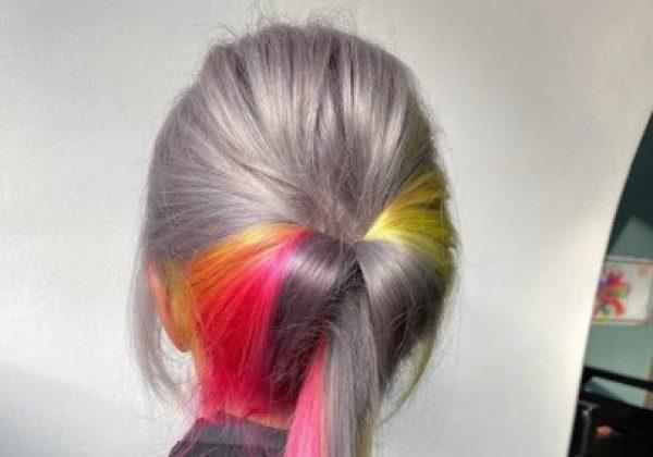 Приховане фарбування волосся 2020