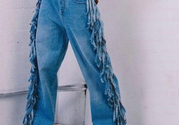 Модные джинсы зима 2020