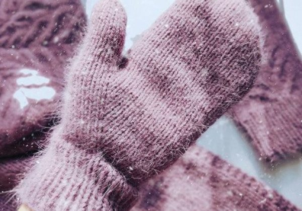 Модные перчатки и варежки 2020