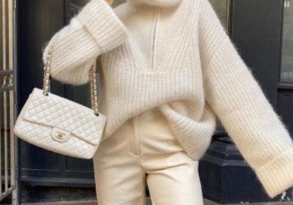 Модные свитера зима 2020