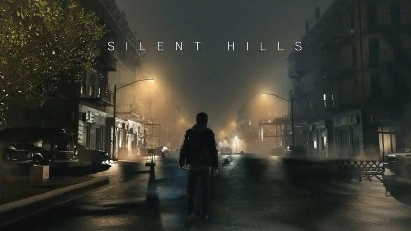 Silent Hills / кадр из тизер-трейлер 2014 года