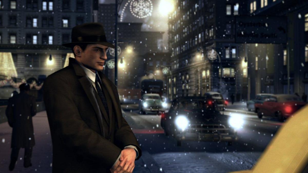 Mafia II / 2K Czech