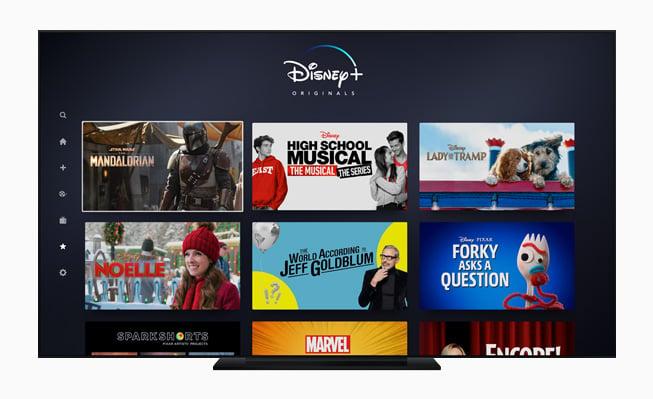 Disney+ / Apple TV
