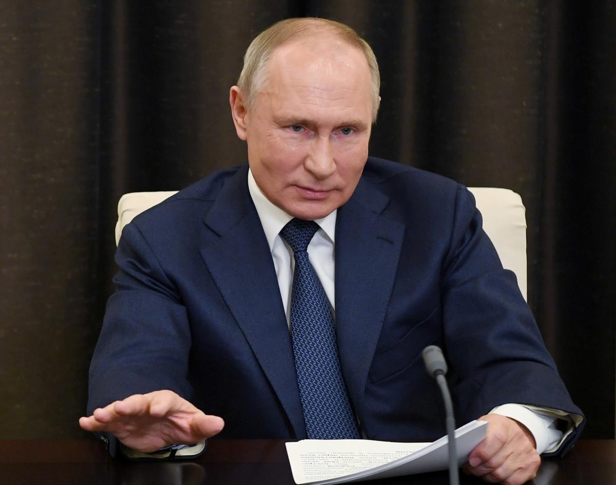 В Украине нашли двойника Путина
