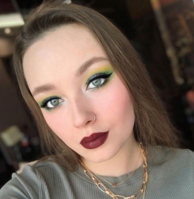 Модний макіяж очей зима 2021 / Instagram