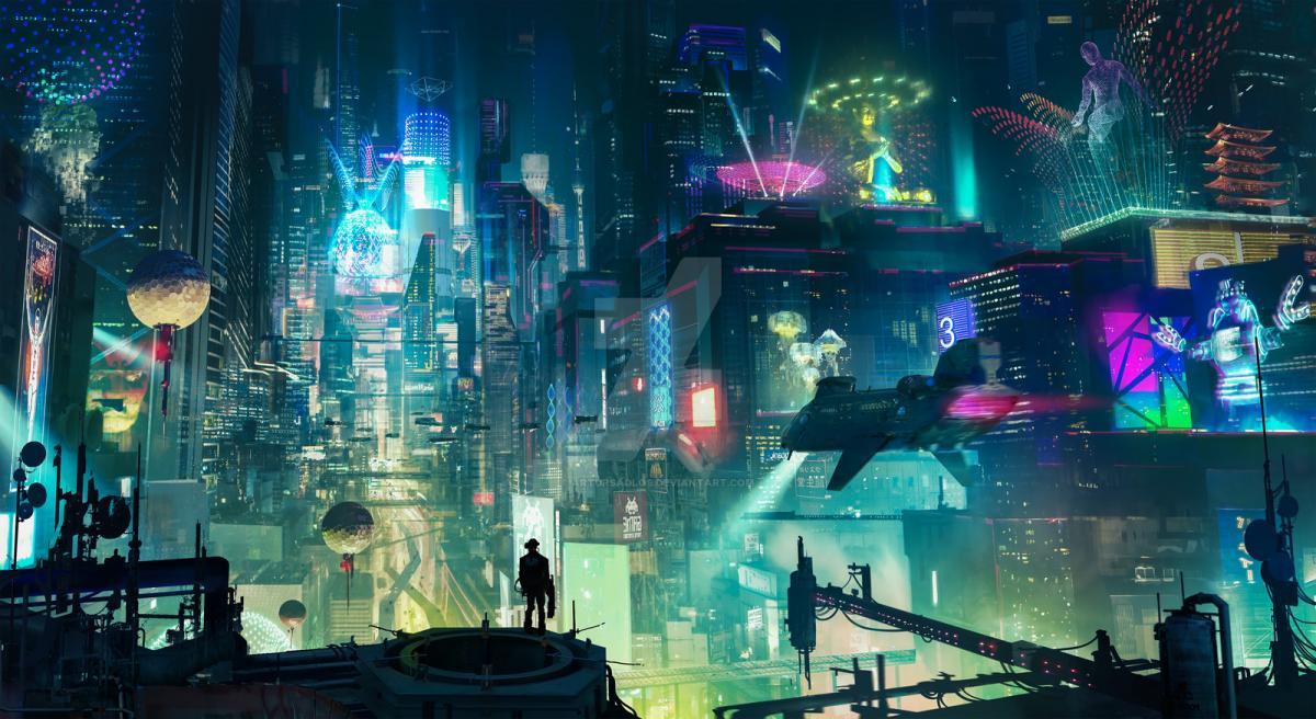 Кадр з Cyberpunk 2077 / CD Projekt RED