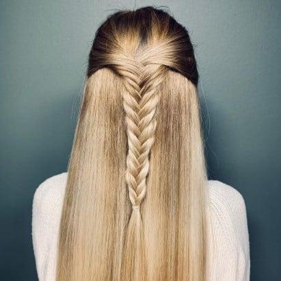 Модна коса 2021 / Instagram