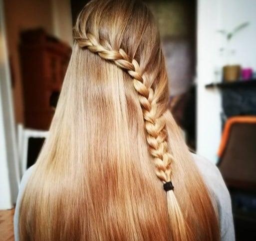 Модна коса 2020-2021