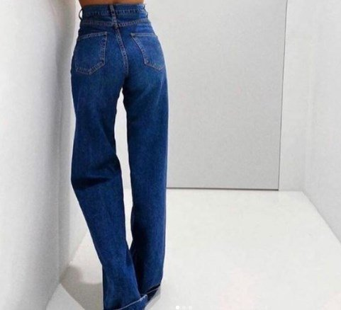 Модні джинси 2021 / Instagram