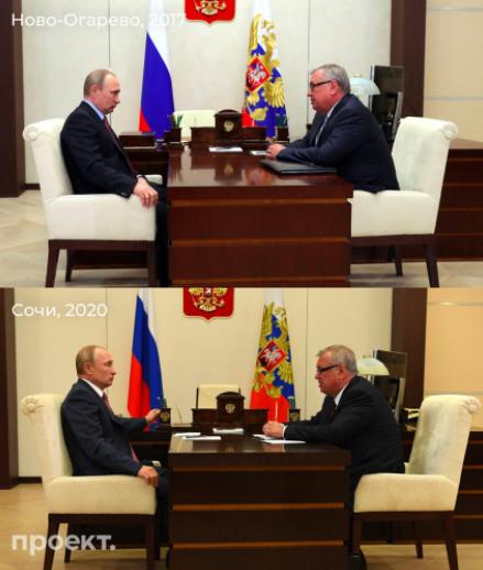 Путин и Костин – Путин новости сегодня