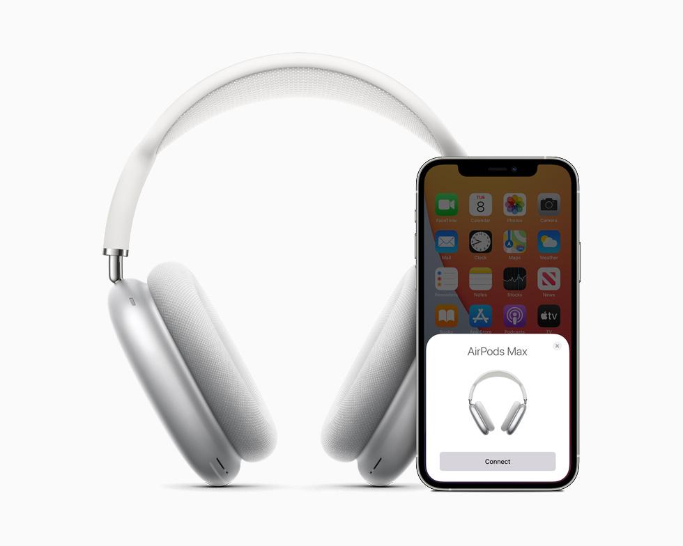 Apple представила свои первые накладные беспроводные наушники AirPods Max /