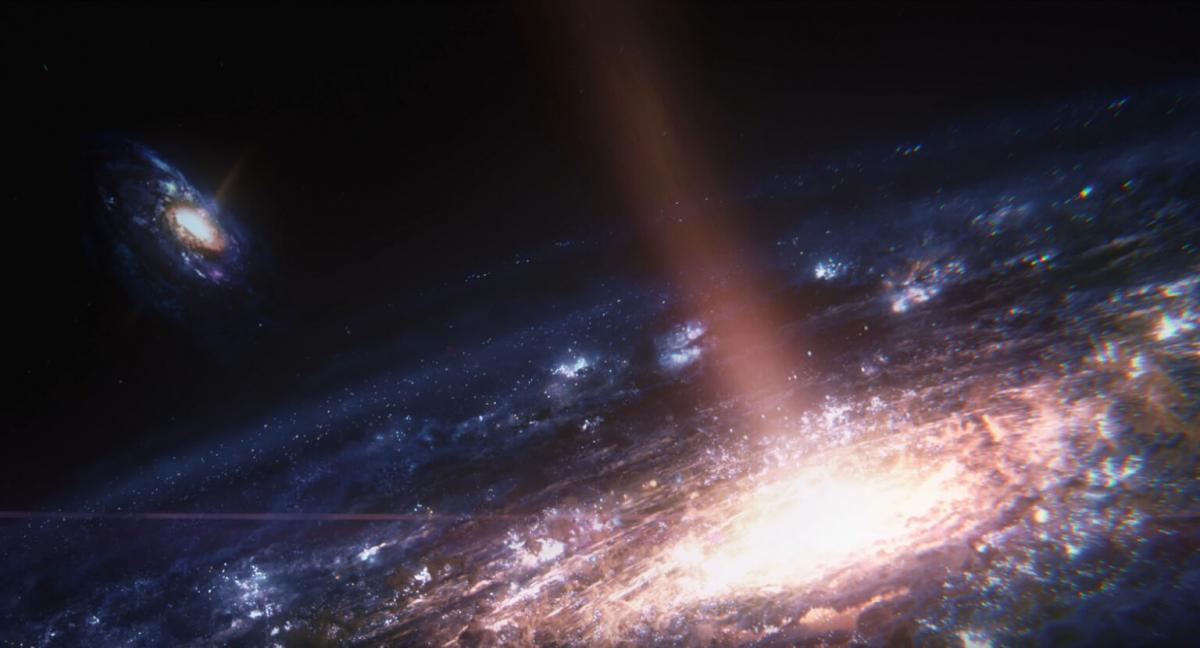 Что показали в трейлере нового Mass Effect?