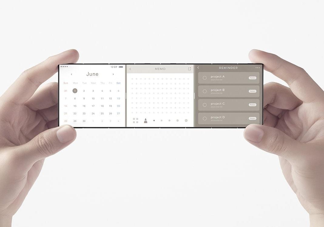 Концепт: Oppo меняет подход к дизайну смартфонов