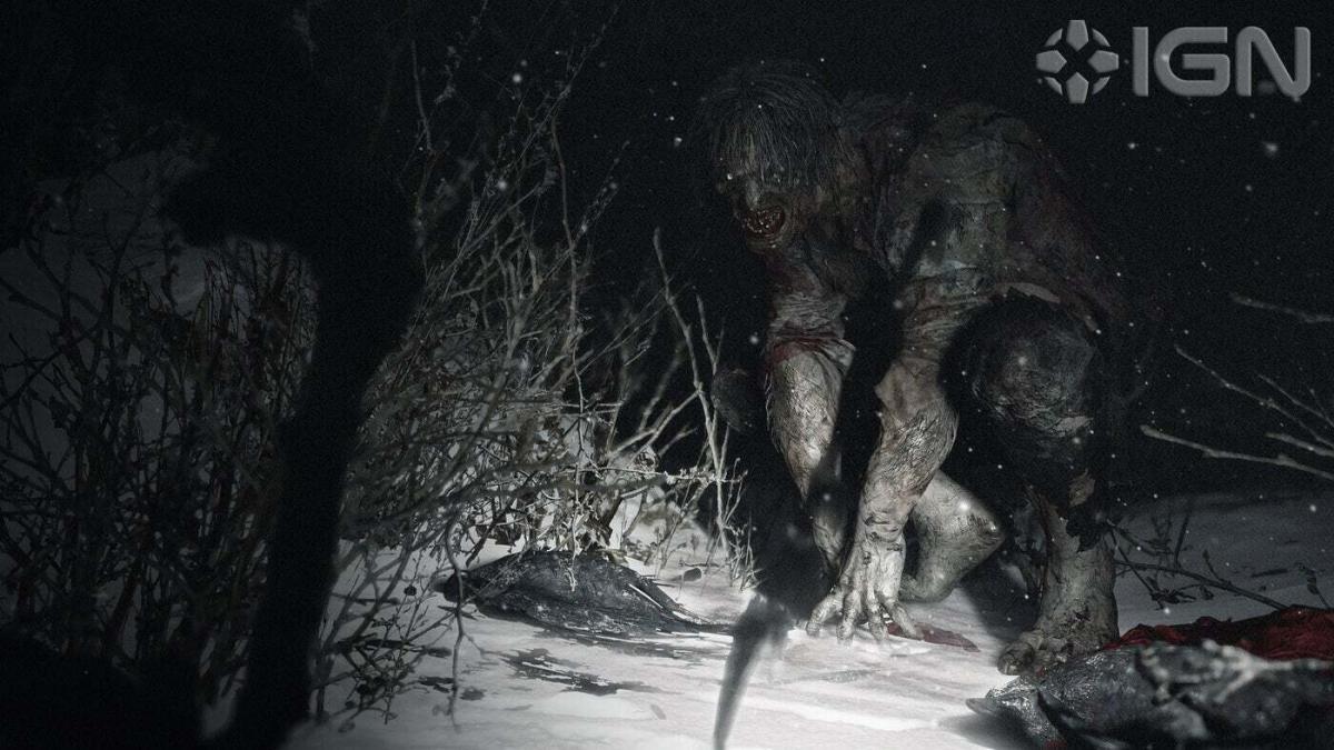 Кадр из игры Resident Evil 8 / IGN