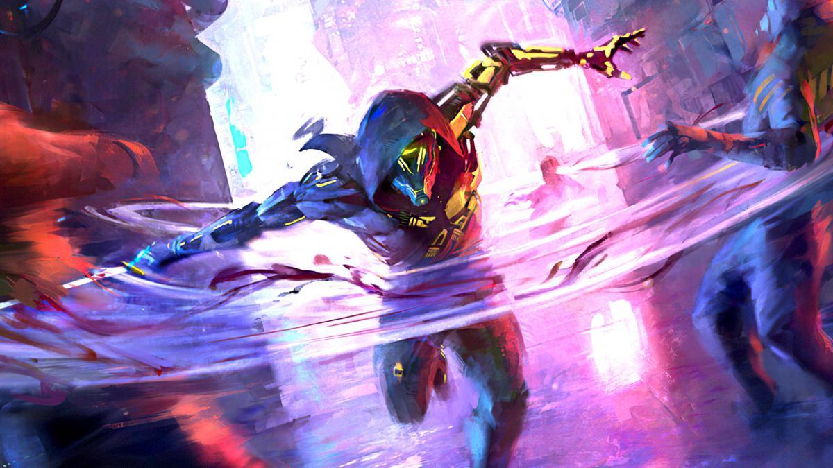 Ghostrunner / One More Level