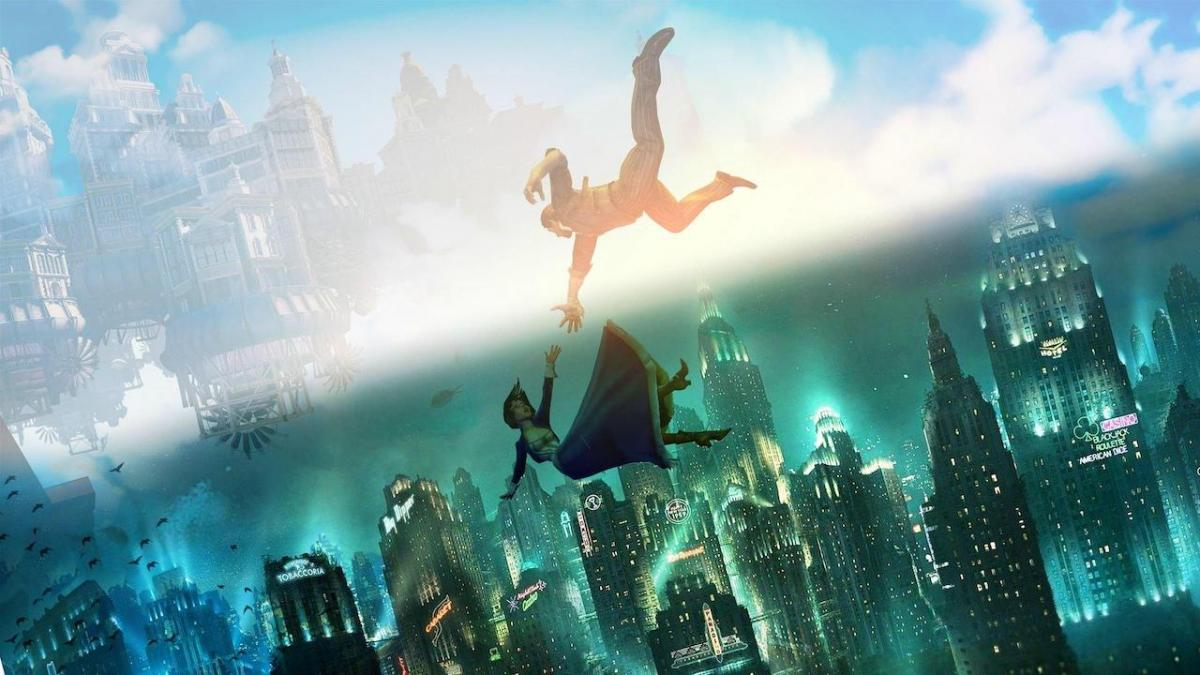 Кадр из BioShock: The Collection / Irrational Games