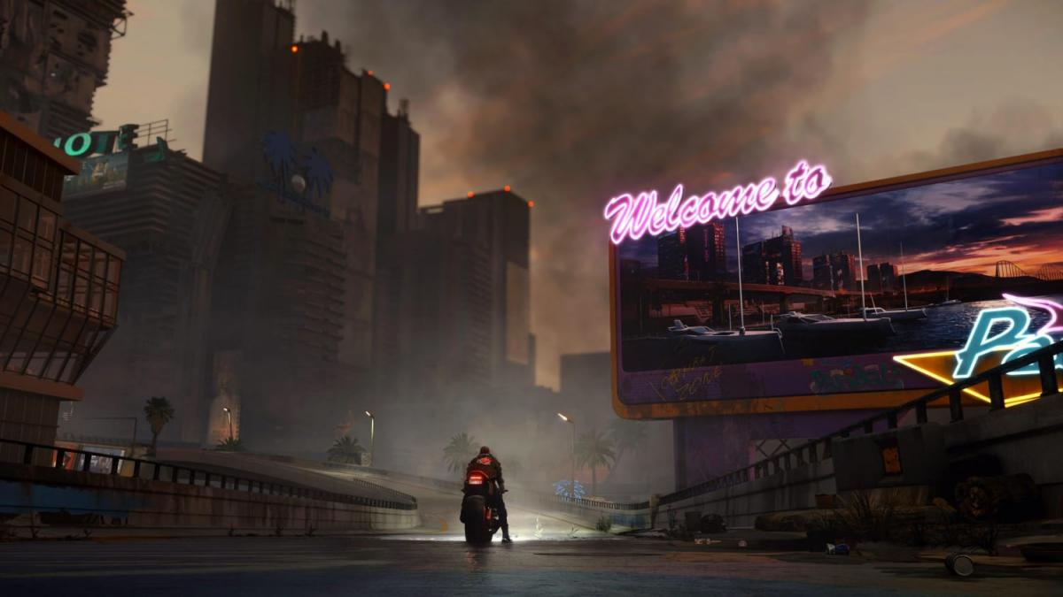 Cyberpunk 2077 / CD Projekt Red