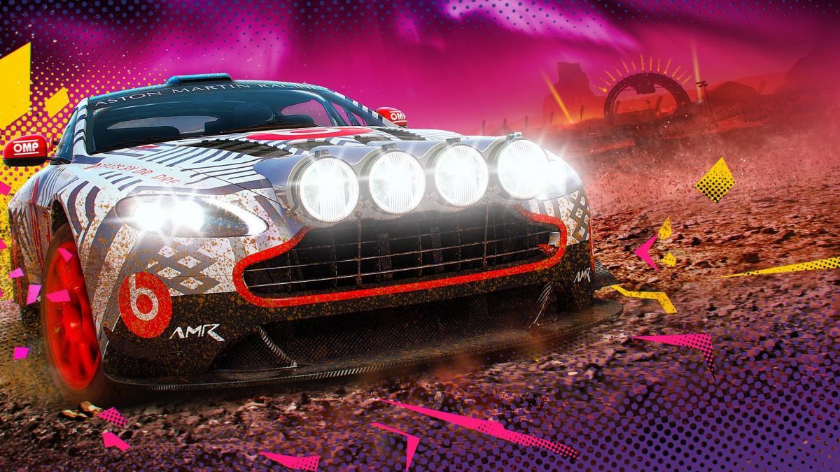 Кадр из Dirt 5 / Codemasters Cheshire