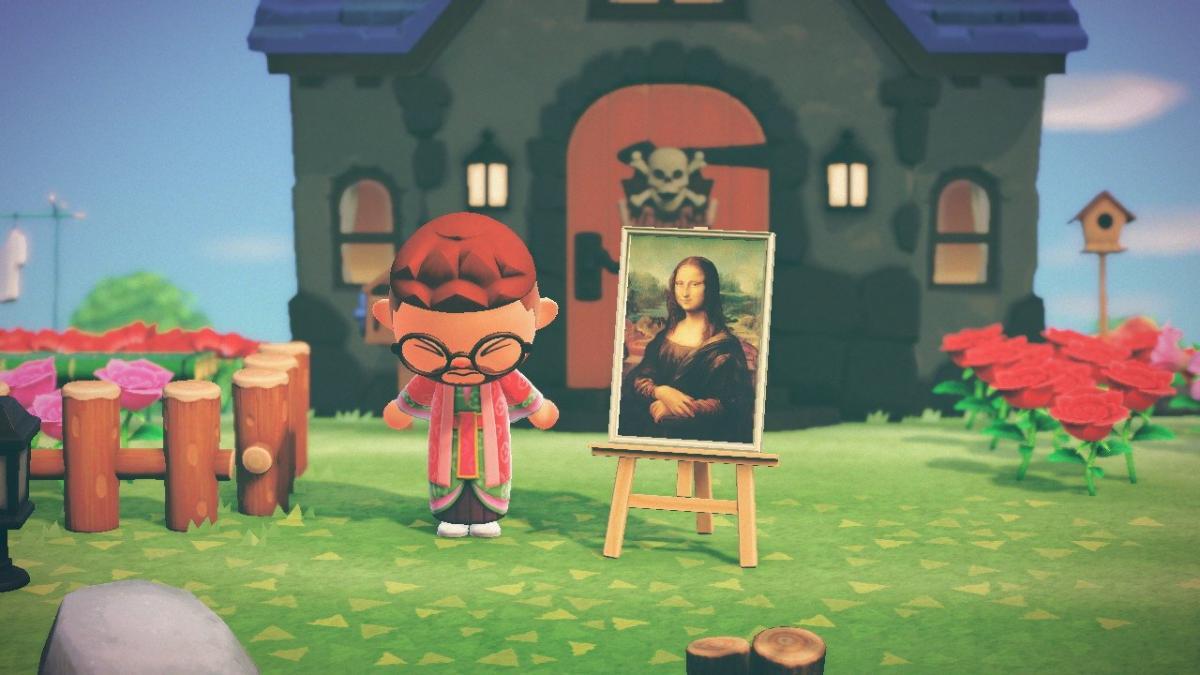 Кадр из Animal Crossing: New Horizons / Nintendo