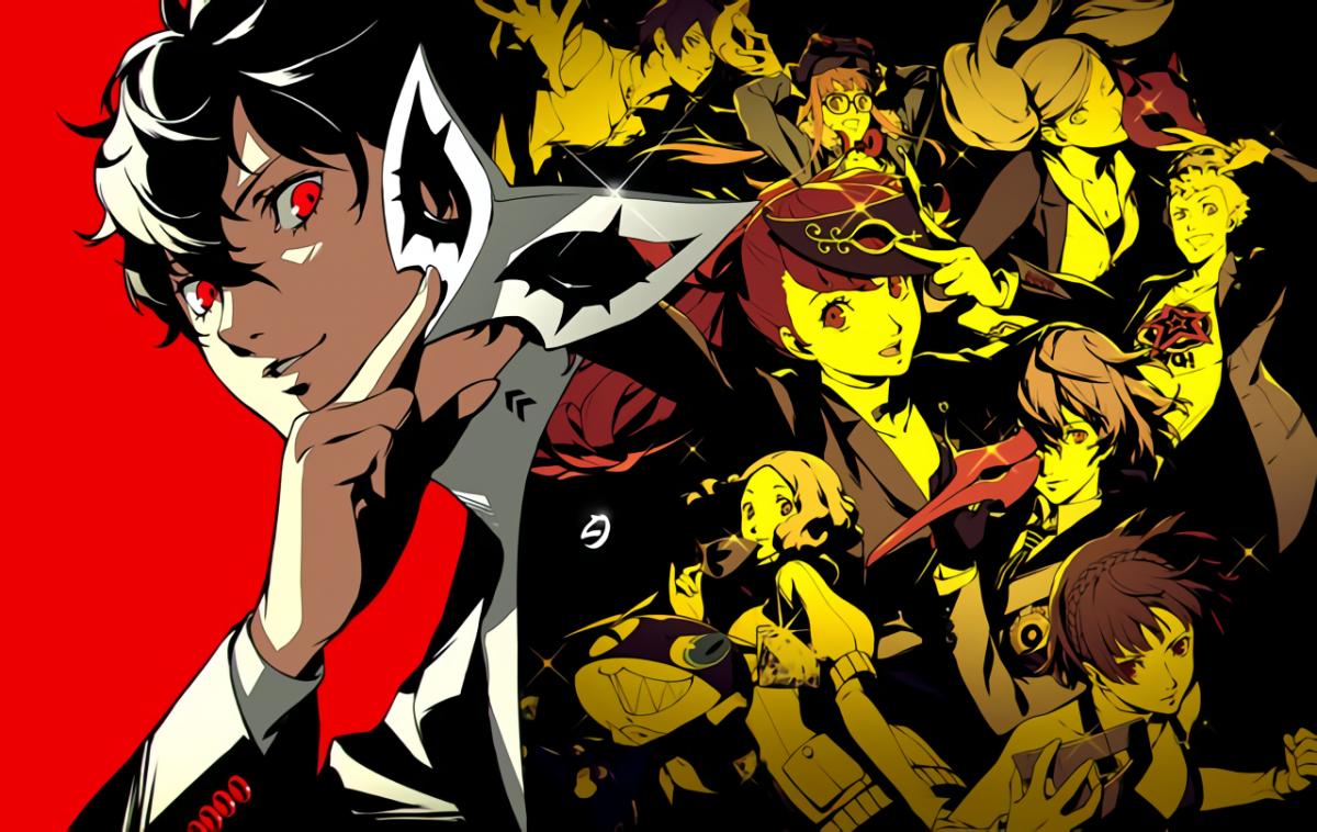Кадр из Persona 5 / Atlus