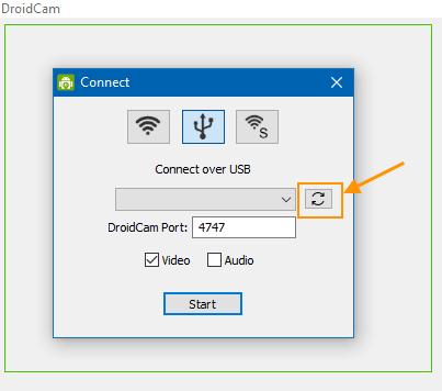 DroidCam – как всего за несколько минут превратить свой смартфон в веб-камеру