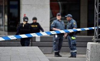 Полиция, швеция