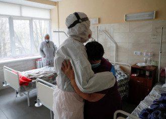 коронавірус, лікарня