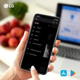 Компания LG запускает приложение LG Catalogue