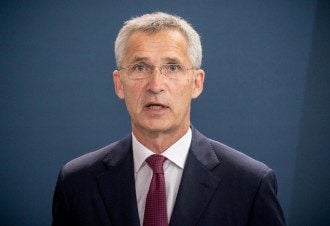 Столтенберг призвал Россию не вмешиваться в дела Беларуси / Reuters