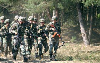 НАТО, навчання