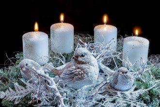Новогодние праздники2021 Украина начинает в декабре - День Варвары, День Саввы и День Николая