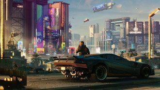 Кадр из Cyberpunk 2077 / CD Projekt Red