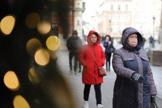 Врач сказала, что в Украине во время локдауна нужно прекращать работу транспорта – Локдаун Украина