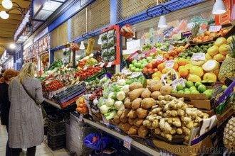 фрукти, овочі
