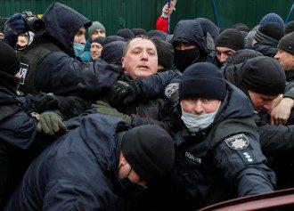 Протести ФОПів у Києві