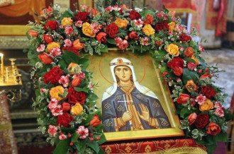 День святої Варвари - листівки та привітання з Днем ангела Варвари
