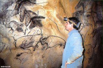 Открытие пещеры Шове - зачем ей посвятили дудл: онлайн-экскурсия
