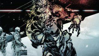 Metal Gear Solid V: The Phantom Pain / Konami