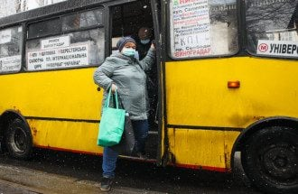 Цены на проезд в Украине снова поднимут / УНИАН