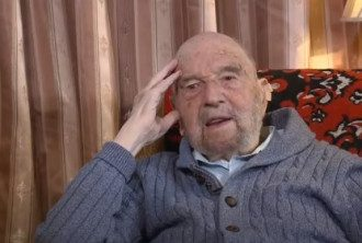 Джордж Блейк помер