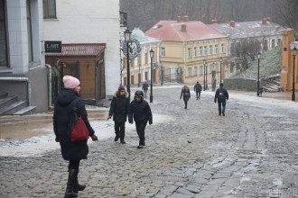 В понедельник самая противная погода грозит трем областям Украины – Погода Украина завтра