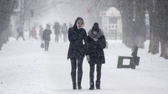 Погода в Украине на 28 декабря / УНИАН