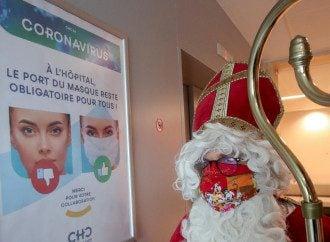 После визита Святого Николая в бельгийском доме престарелых людей покосил COVID-19 – более 20 жертв – Коронавирус новости