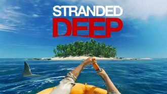 Кадр из Stranded Deep / Beam Team Games