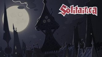 Кадр из Solitairica / Righteous Hammer Games