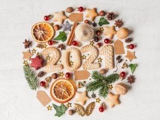 С Новым годом 2021! Открытки новогодние - с наступающим Новым годом 2021